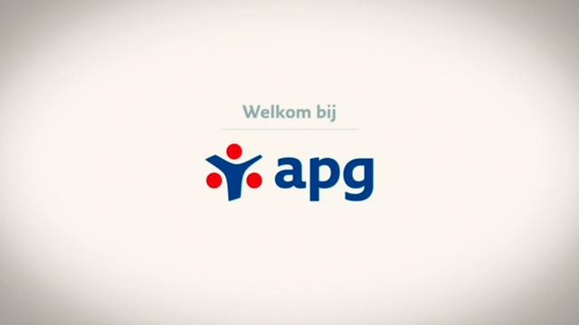 Welkom bij APG