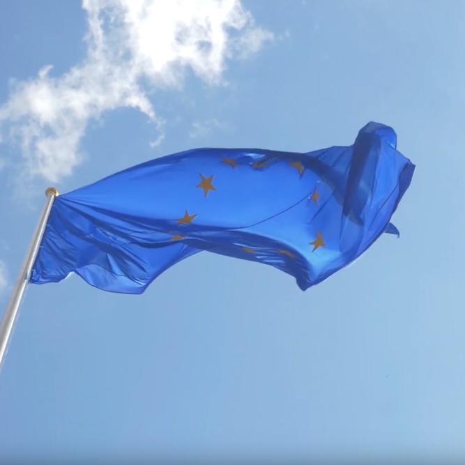 europa vlag sterren