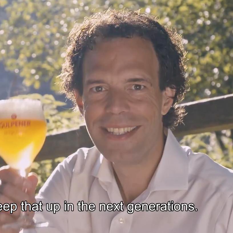 bedrijfsfilm Gulpener bier Jan-Paul Rutten