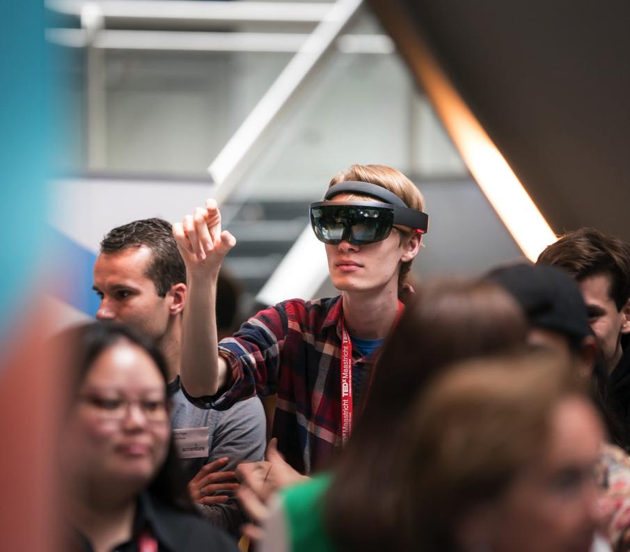 3D innovatie T36 TEDxMaastricht